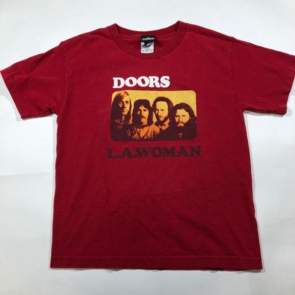 Vintage Doors L.A. Woman Jim Morrison T-shirt Sz L & Shirts | Vintage Doors La Woman Jim Morrison Tshirt Sz L | Poshmark